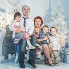 семейные фотосессии в студии пермь